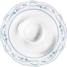 Seltmann Weiden Eierbecher mit Ablage Desiree Aalborg 44935 blau