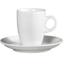 Seltmann Weiden Espressotasse 5012 0,09 l mit Untertasse VIP weiß