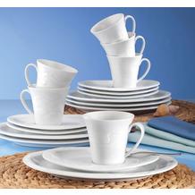 Seltmann Weiden Allegro Kaffeeservice für 6 Personen 18-teilig