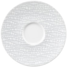 Seltmann Weiden Kombi-Untertasse 13,5 cm Life Fashion elegant grey 25675