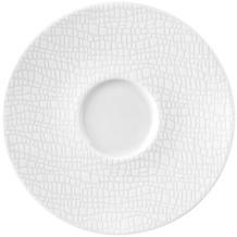 Seltmann Weiden Kombi-Untertasse 13,5 cm Life Fashion luxury white 25676
