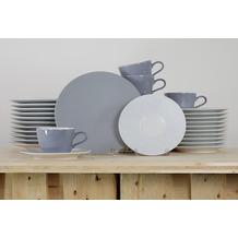 Seltmann Weiden Life Fashion Kaffeeservice 12 Personen 36-teilig elegant grey