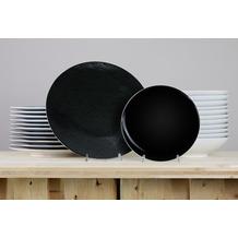 Seltmann Weiden Life Fashion Tafelservice 12 Personen 24-teilig glamorous black