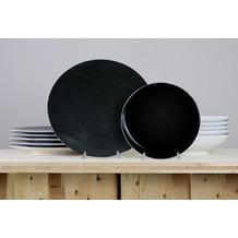 Seltmann Weiden Life Fashion Tafelservice 6 Personen 12-teilig glamorous black