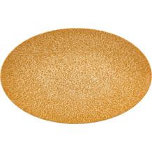 Seltmann Weiden Life Servierplatte oval 40x26 cm Amber Gold