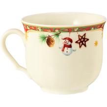 Seltmann Weiden Marieluise Kaffeeobertasse 0,23 l Weihnachtsnostalgie