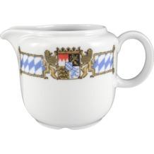 Seltmann Weiden Milchkännchen 6 Personen Compact Bayern 27110 blau, gelb, rot/rosa