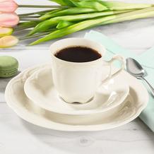 Seltmann Weiden Rubin Kaffeeservice für 6 Personen 18-teilig