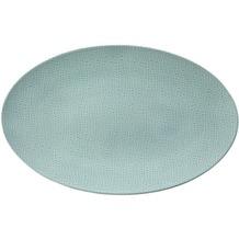 Seltmann Weiden Servierplatte oval 40x26 cm Fashion green chic 25674