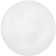 Seltmann Weiden Servierplatte rund flach 33 cm Fashion luxury white 25676