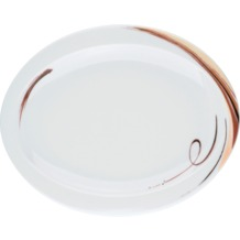 Seltmann Weiden Teller oval 25 cm Top Life Aruba 23434 braun