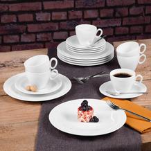 Seltmann Weiden Trio Kaffeeservice für 6 Personen 18-teilig