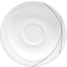Seltmann Weiden Untere zur Frühstückstasse 17,5 cm Trio Highline 71381 grau, schwarz