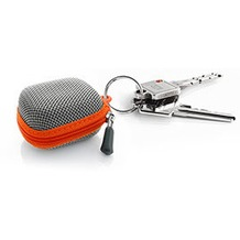 SendStation Earbuddy, silber/orange