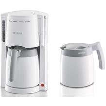 Severin Kaffeeautomat KA9233 weiß mit 2.Kanne