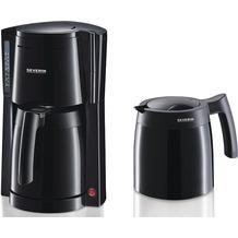 Severin Kaffeeautomat KA9234 schwarz mit 2.Kanne