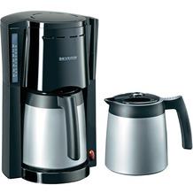 Severin Thermo-Kaffeeautomat  KA 9482  schwarz/silber