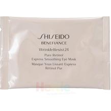 Shiseido Ben.Wr.24 Pure Retinol Express Eye Mask 12 packettes x 2 sheets - Smoothing 12 Stück