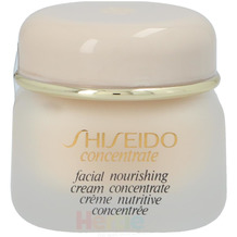 Shiseido Concentrate Facial Nourishing Cream For dry skin 30 ml