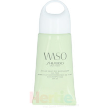 Shiseido WASO Color-Smart Day Moisterizer SPF30 Oil-Free 50 ml grün