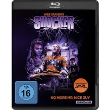Shocker. Digital Remastered [Blu-ray]