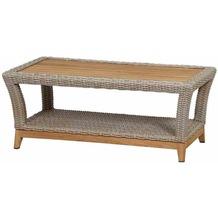 Siena Garden Almada Lounge Tisch 60x110x45 cm natur