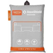 Siena Garden AquaShield Loungehülle 300x300xH70 cm hellgrau