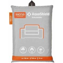 Siena Garden AquaShield Loungesesselhülle 100x100xH70 cm hellgrau