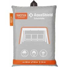 Siena Garden AquaShield Schaukelhülle 240x150xH135 cm hellgrau