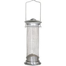 Siena Garden Futtersäule aus Aluminium und Edelstahl für Nüsse, Länge: 24cm 24cm