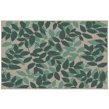 Siena Garden Lews Outdoor-Teppich, 250x200 cm grün