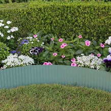 Siena Garden Rasenkante metall 6m x 150mm grün