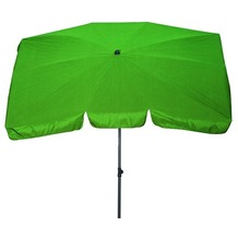 Siena Garden Schirm 2,1x1,4 Poly lime. Gest anthr/Pol lime UV+50