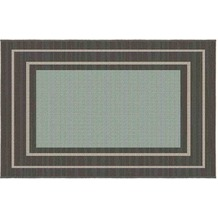 Siena Garden Strome Outdoor-Teppich, 2er-Set 213x160 & 112x80 cm grün