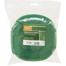 Siena Garden Vogelschutznetz 10x4m ROBUSTA Farbe: schwarz/grün