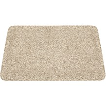 Siena Home Fußmatte AQUA STOP 50 x 80 cm, beige