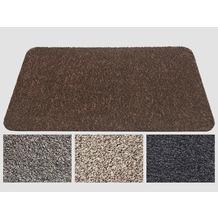 Siena Home Fußmatte AQUA STOP 50 x 80 cm, granit