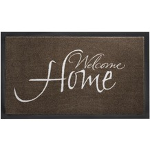 Siena Home Fußmatte Peva Welcome Home, 45 x 75 cm
