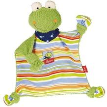 Sigikid BABY Schnuffeltuch Fortis Frog