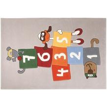 Sigikid Kinder-Teppich Bandidoleros Jump SK-3347-01 beige 120 x 180 cm