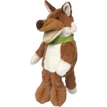Sigikid Handpuppe Fuchs Soft PlayQ braun