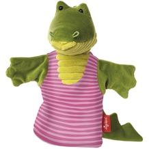 Sigikid Handpuppe Krokodil, Sweety