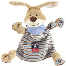 Sigikid Schnuffeltuch Semmel Hase / Bunny 27cm