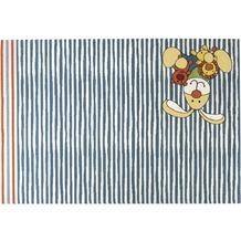 Sigikid Kinderteppich Semmel Hase / Bunny SK-0527-01 beige 80 x 150 cm