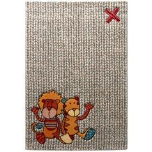 Sigikid Kinderteppich Patchwork Sweetys SK-21966-761 beige 80x150