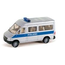 SIKU Polizei-Bus