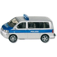SIKU Polizei-Mannschaftswagen, 1:55