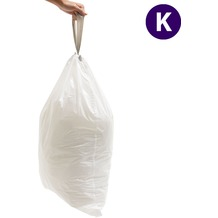 simplehuman 20 Abfallbeutel Müllbeutel K 38 l