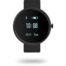 """Sinji """"Health Watch"""" - Digitaluhr + Fitnesstracker - Schwarz"""