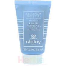 Sisley Express Flower Gel Hydrating And Toning Mask 60 ml